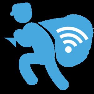 ladron de wifi